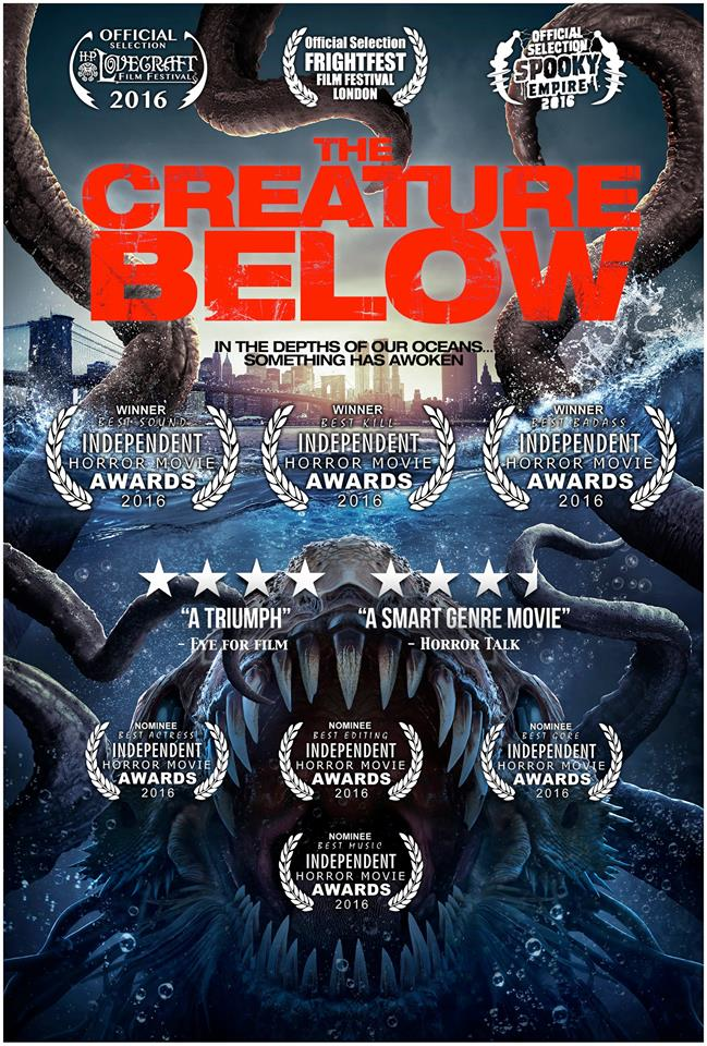 the creature below awards