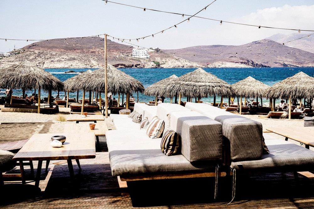 Alemagou Beach Bar Restaurant