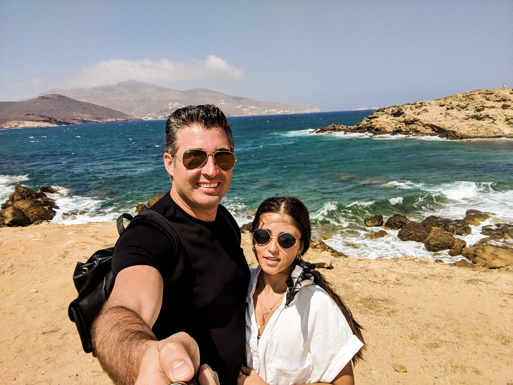Always Looking For The Magic - Greece Travel Diary Guide - Nicole Toland