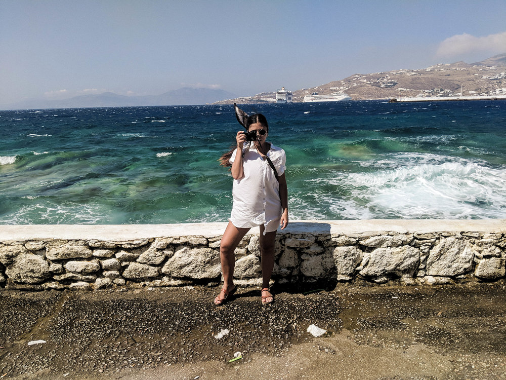 Always Looking For The Magic - Greece Travel Diary Guide - Nicole Toland - Mykonos - Travel Blogger