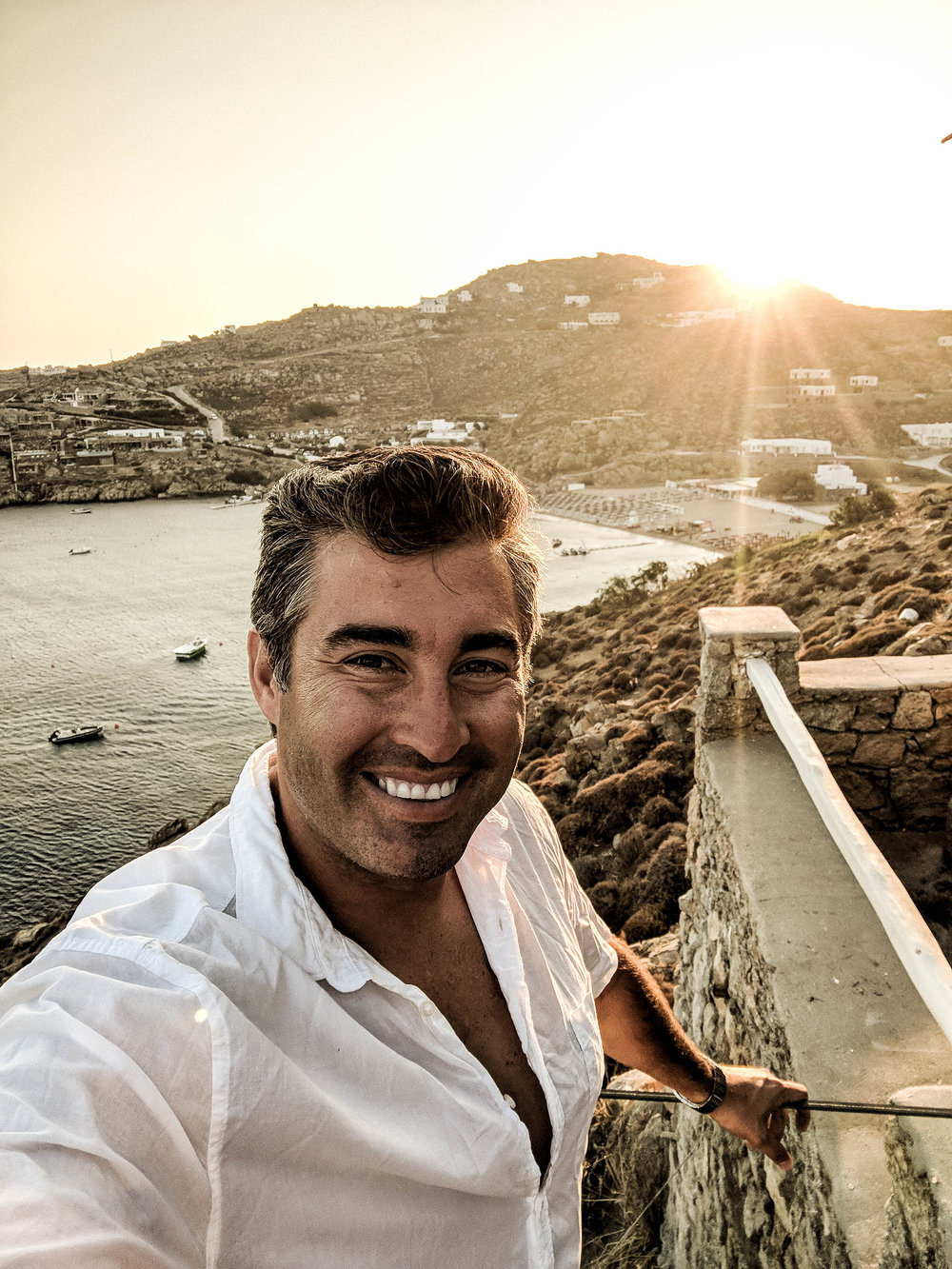 Always Looking For The Magic - A Honeymoon Diary From Mykonos Greece