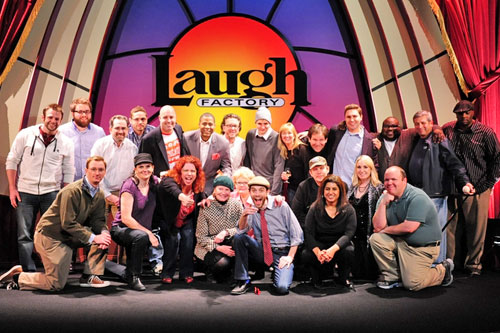 Stand Up with the best - Sunday:Laugh Factory Chicago