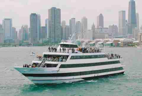 Booze Cruise - Saturday:Anita Dee Yacht Charters