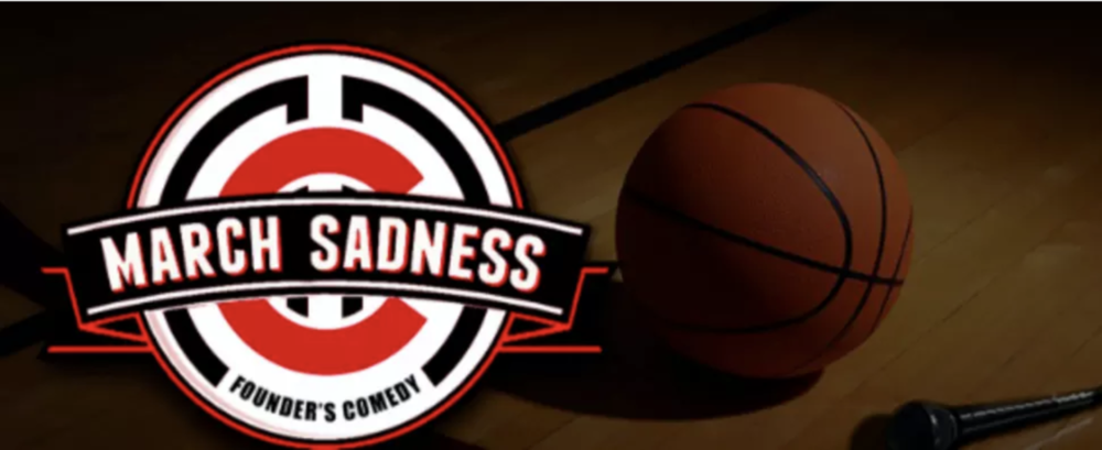 March Sadness Comedy Show - Friday @ 8pm:Chicago Athletic Association Hotel