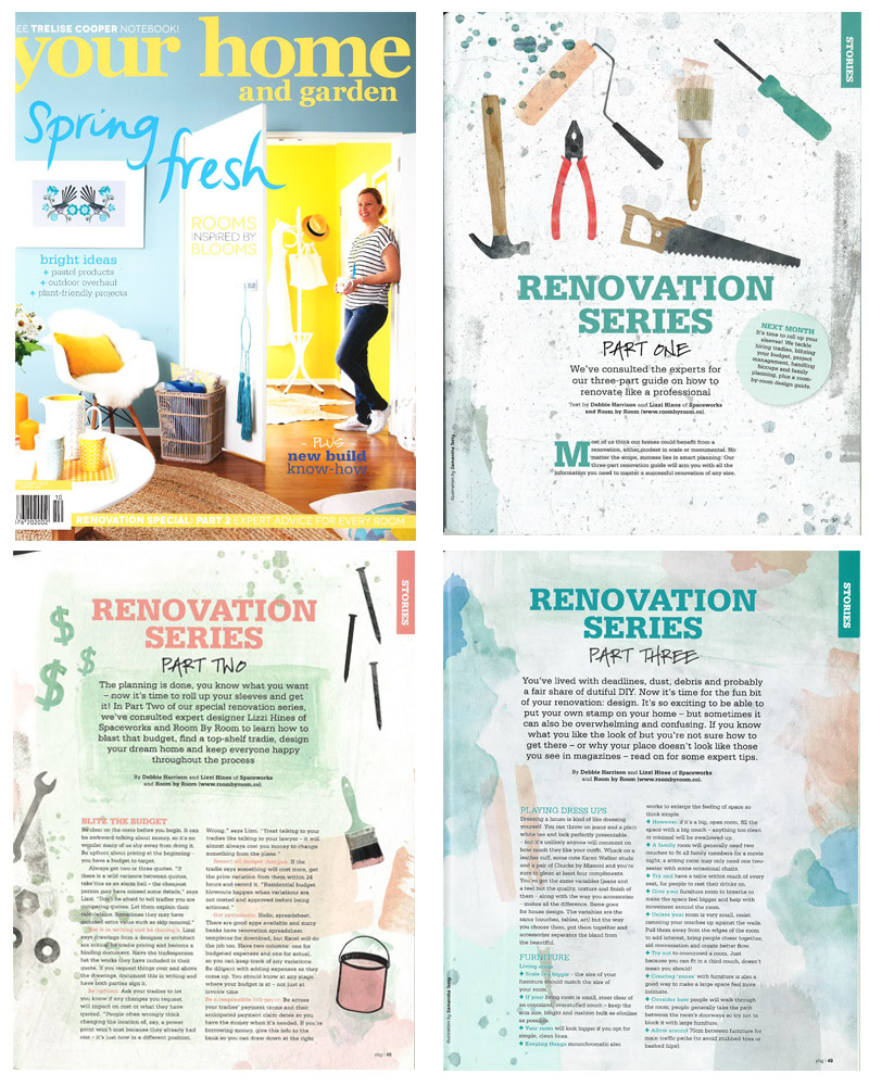 Your Home & Garden Magazine
