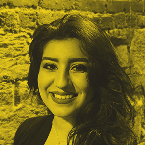 Stefanie Valverde   Nonprofit Outreach Coordinator