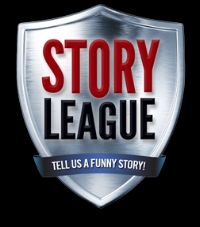 Click the shield to visit the official Story League website