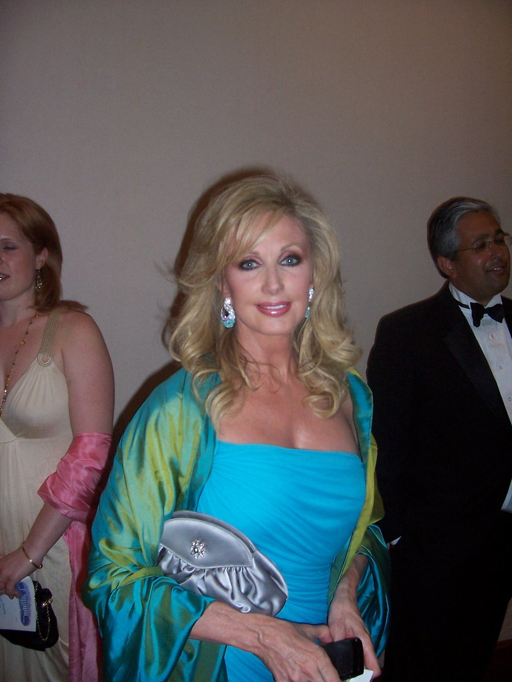 MISS MORGAN FAIRCHILD