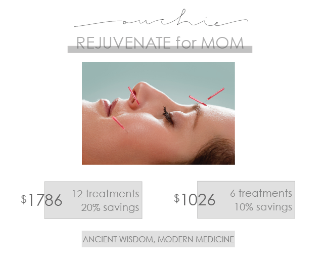 facial rejuvenation for mom