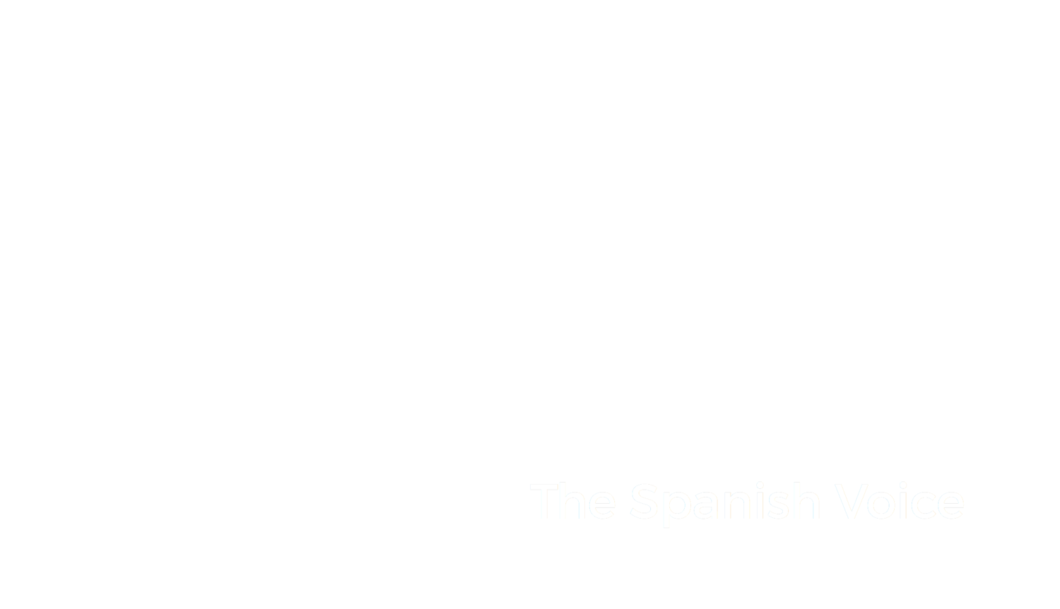 Chema Bazan, the Spanish Voice