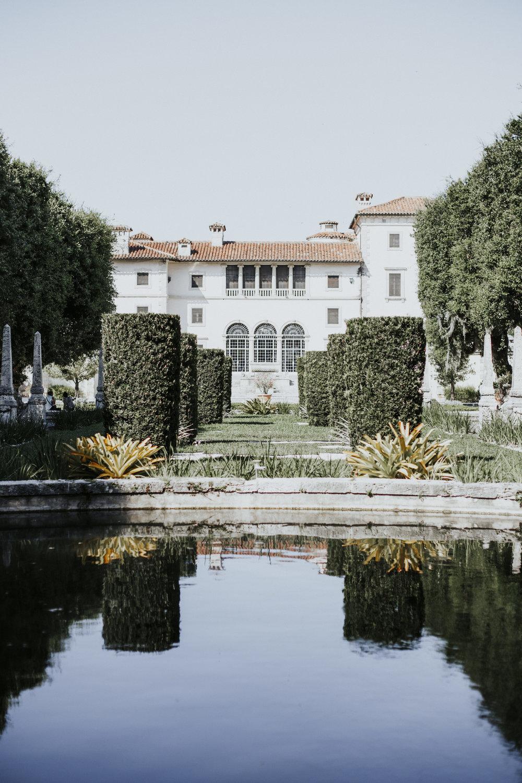 Villa Vizcaya Engagement