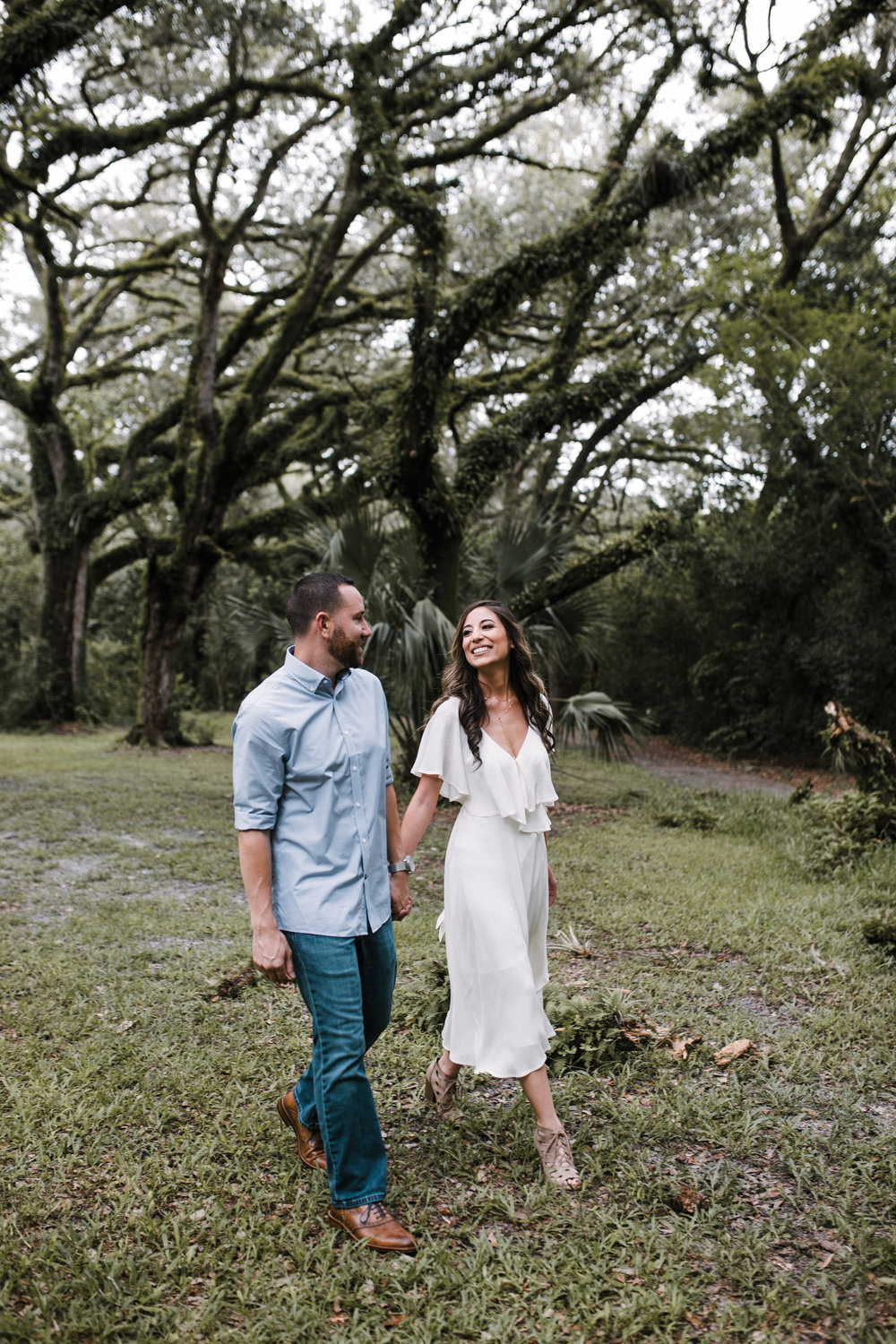 Tree Tops Park Davie, Fl Engagement