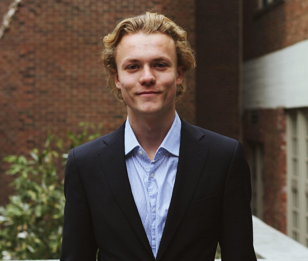 eddie hammond - Major: Mechanical EngineeringYear: 2020Contact: edmundh@seas.upenn.eduBio: Eddie is a sophomore from London, UK, and is studying Mechanical Engineering. In addition to EDAB, Eddie is the Managing Partner of The MindBank and Vice President of Professional Development in the SEAS Council. In his free time, he enjoys photography and any activity involving the Ocean.
