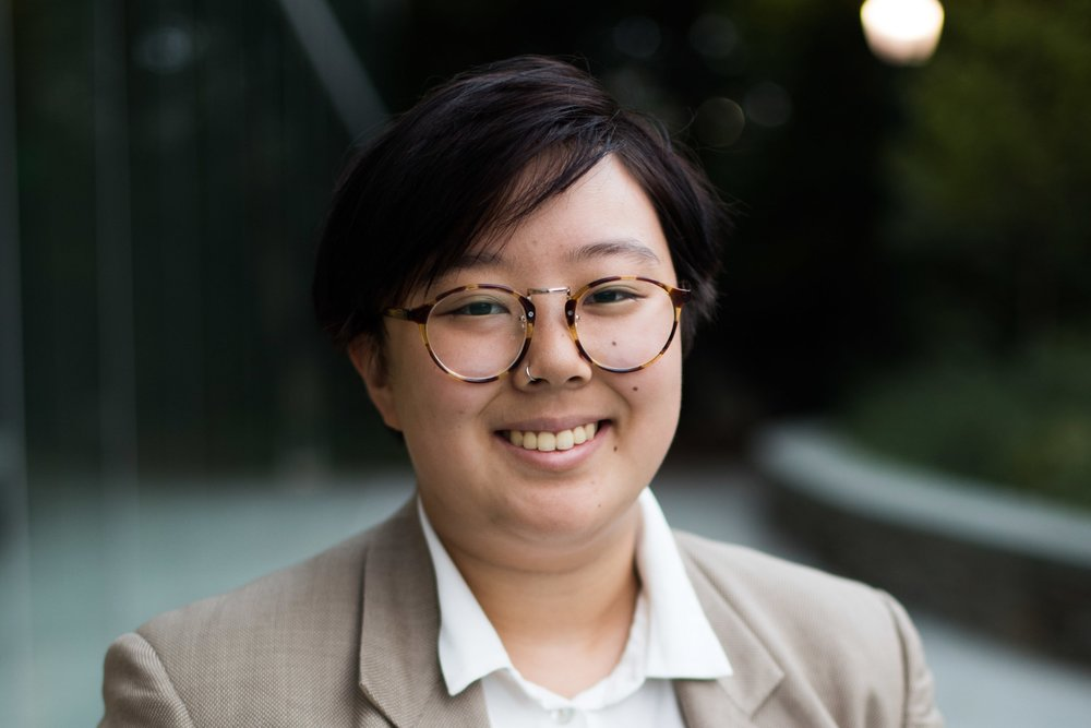 curie shim - Major: Systems Science and EngineeringYear: 2020Bio: Curie Shim (SEAS'20) is a sophomore from Winston-Salem, NC pursuing a degree in Systems Science and Engineering. In addition to EDAB, Curie is a research assistant at the Cultural Evolution of Language Lab, Constituent Affairs Chair of the Penn Association for Gender Equity, and a member of the University-Wide Committee for Diversity and Equity. In her free time, she enjoys thrifting and cooking with copious amounts of garlic.