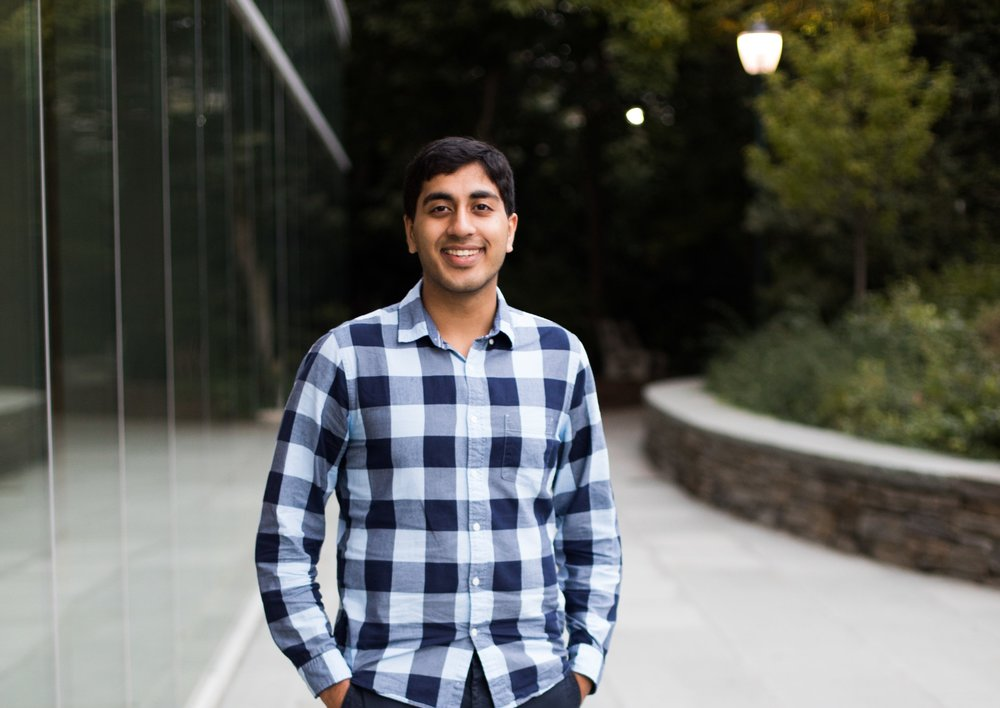 arvind raju - Major: Computer ScienceYear: 2018Contact: rajua@seas.upenn.eduBio: Arvind Raju (SEAS '18, W'18) is a senior from Orlando, Florida and is studying Computer Science in SEAS and Finance and Management in Wharton. In addition to EDAB, Arvind is a member of the Pennvention Committee of the Weiss Tech House and is a brother of the Phi Gamma Nu business fraternity. In his free time, he enjoys Netflixing, playing Super Smash Bros, and drawing (very poorly).