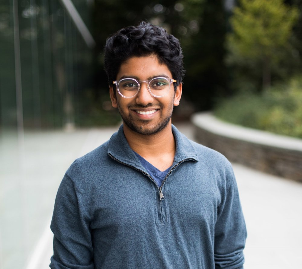 Ashwin Kishen - Major: Mechanical EngineeringYear: 2019Contact: akishen@seas.upenn.eduBio: Ashwin Kishen (SEAS '19) is a junior from Scotch Plains, New Jersey and is studying Mechanical Engineering. In addition to EDAB, Ashwin is a member of Penn Enactus and Engineers Without Borders. In his free time, he enjoys reading the news, building quadcopters, and eating chocolate.