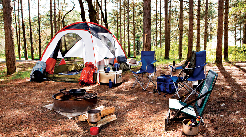 RENT YOUR CAMPING GEAR! COTS, SLEEPING PADS, TENTS, CHAIRS, LANTERNS.