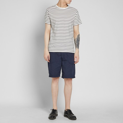 Beams Plus Garment Dyed USN Shorts