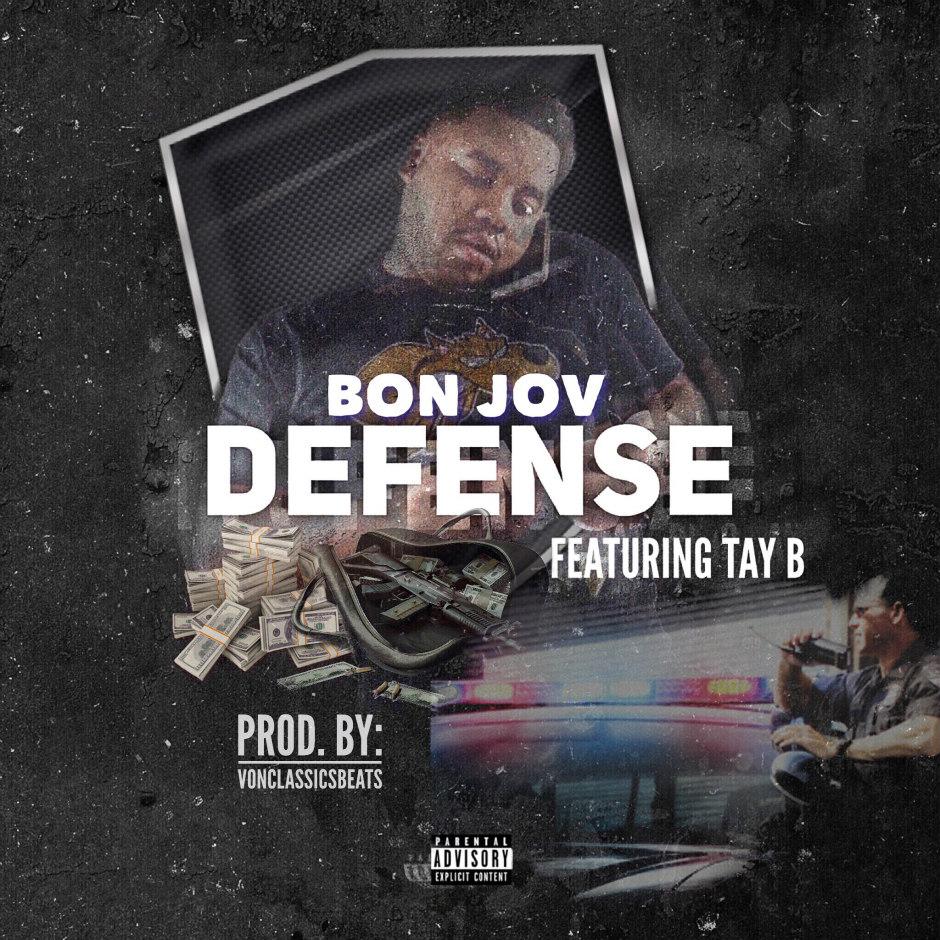 Bon Jov - DEFENSE ft. Tay B