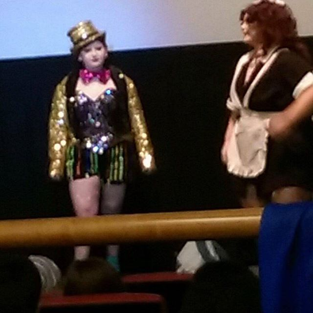Rocky Horror Live in Person is probably the greatest thing on this earth!
