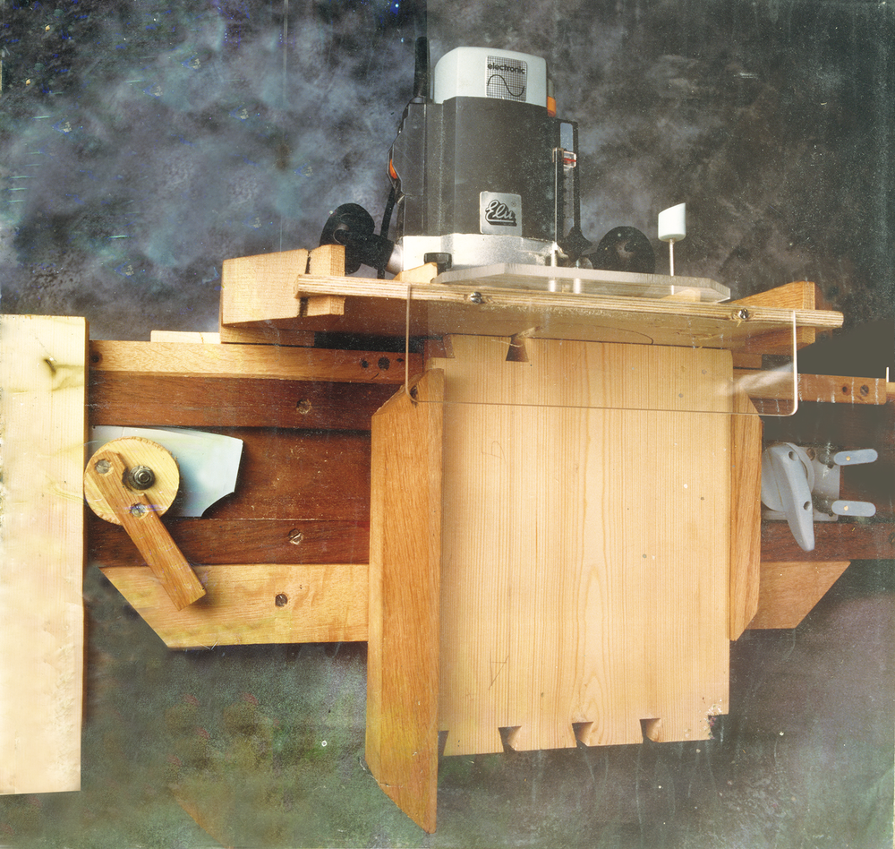 The first WoodRat prototype