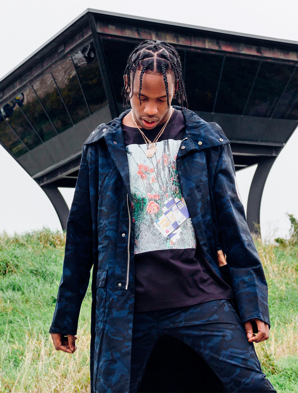 TRAVIS SCOTT FOR RAF SIMONS/ STERLING RUBY