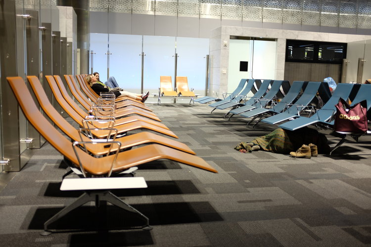 Quiet rooms at the Doha airport: Best invention ever? — Scout