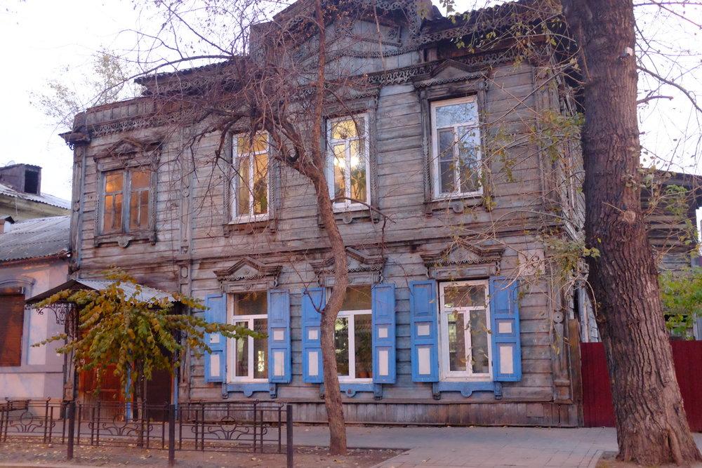 irkutsk soviet architecture 1