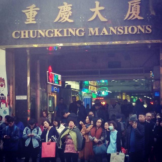 Chungking Mansions was my No. 1 must-do when I first visited Hong Kong nearly a decade ago (mostly because it served as the setting of a favorite film, Chungking Express). Just came back to wander through its money-changers, tiny supermarkets, and Indian and West African restaurants. Still a great place to see/browse/dine for anyone headed to this city.