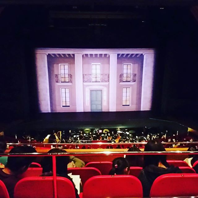 The Nutcracker about to start!  #ballet #hongkong