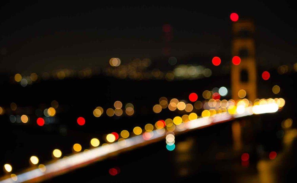 Golden Gate Lights, 2015.