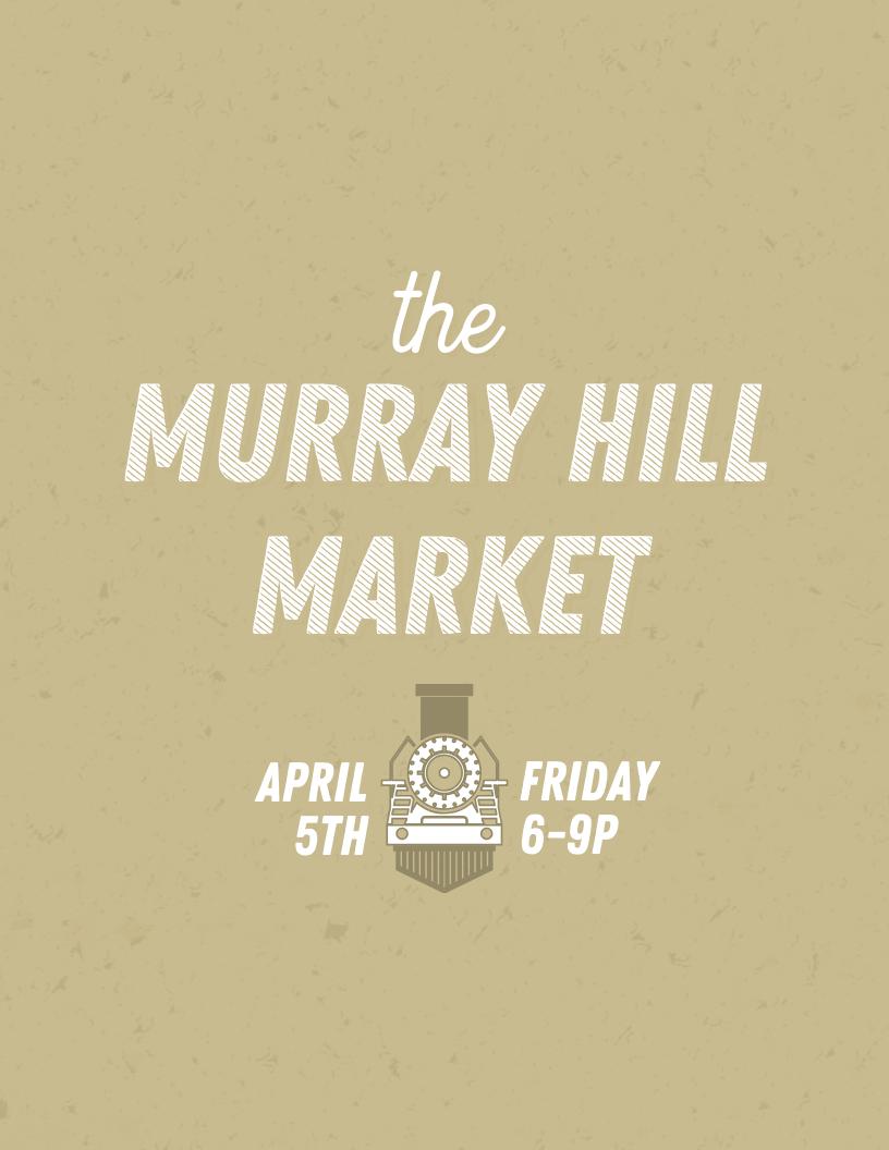 April Market
