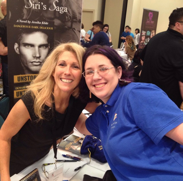Can't make it to a signing? - I'm sorry to hear that bc I love to get hugs!But you can still …