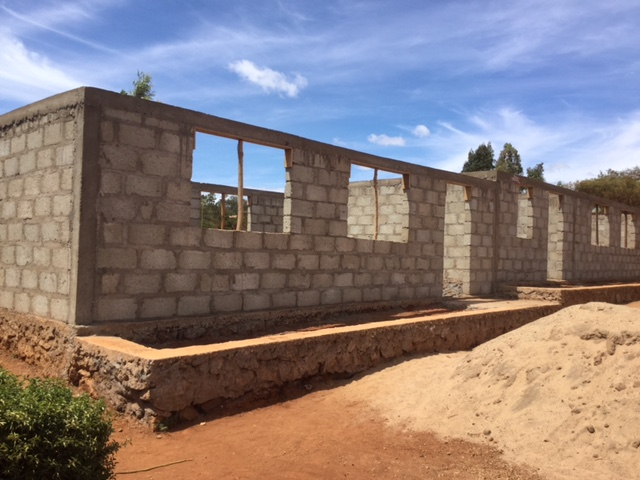 Haymu school expansion project