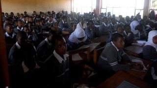 Mlimani Classroom,
