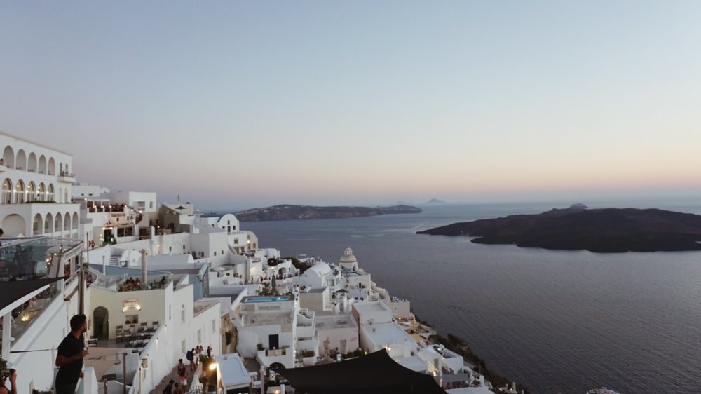 Location: Santorini, Greece