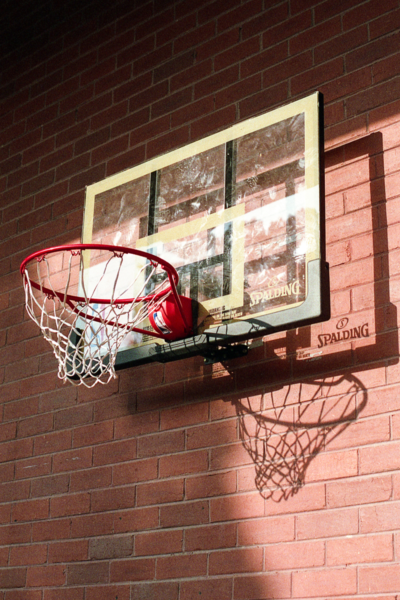 photography suburb melbourne basketball shadow