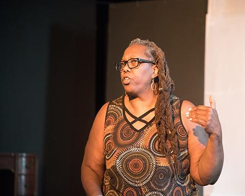 Ardencie Hall-Karambe, PhD.