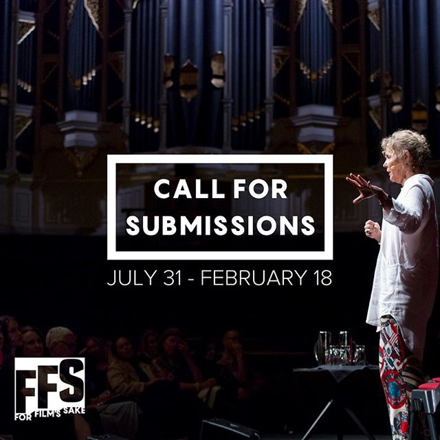 Entries are open gang! Mark the dates in your diary. Link in bio. Be a part of the only @aacta accredited female-focused festival with a difference.