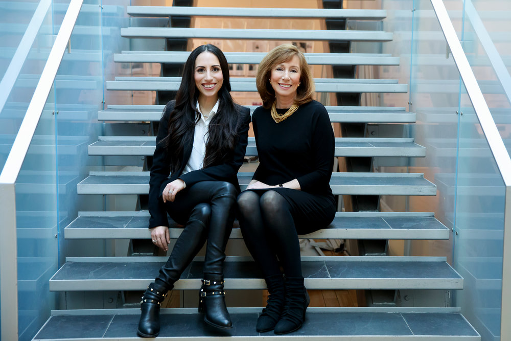 MOTHER-DAUGHTER TEAM LAUNCH COMMUNICATIONS AGENCY: BURSTYN INC.  - April 10, 2017