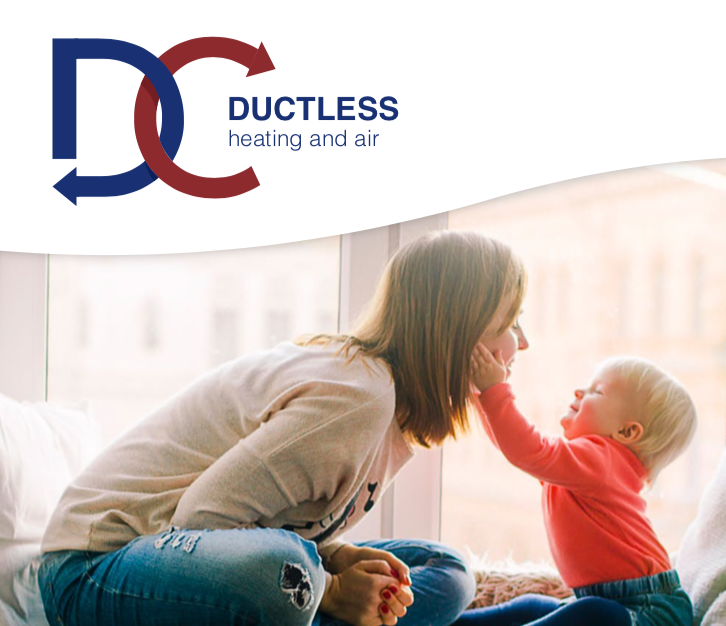 dc Ductless - Heating and Air