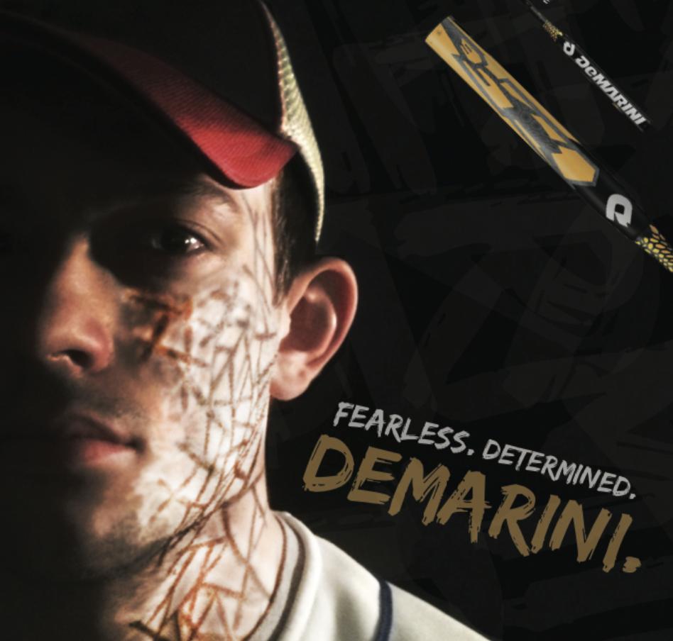 Demarini - Print Ads