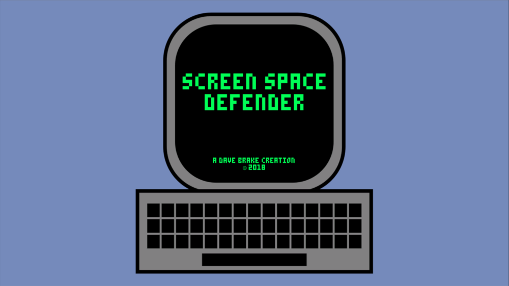 Screen Space Defender (2018)