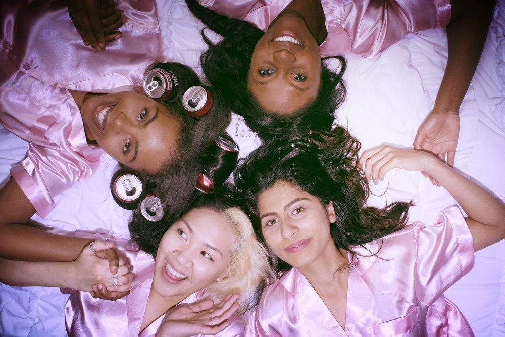 Photos: Jessica Barajas  Models:Reshmi Aryal,Mari Villanueva,Abene Barefield,Tessa Kaneene  Text: Melissa Borrego