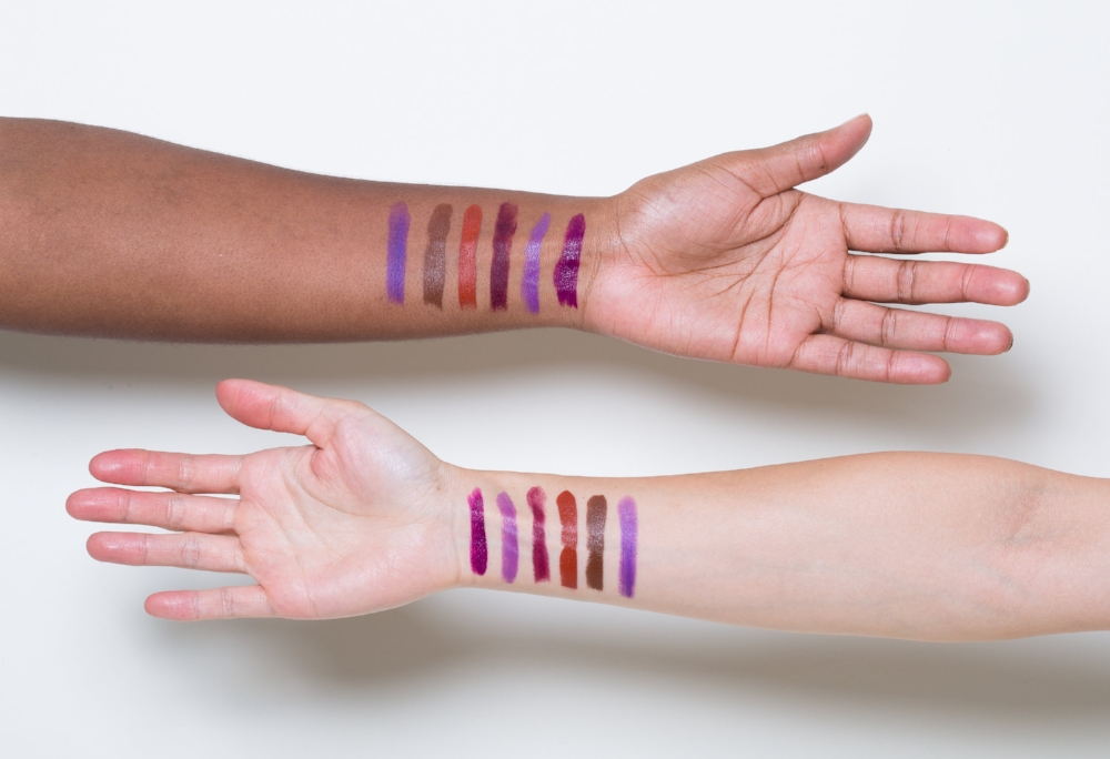 Colors on the first arm (from left to right): Esther, Jochebed, Surrendered Heart, Redeemed, Peace of Mind, Royal Priesthood