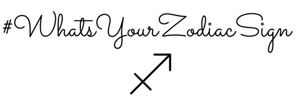 sagittarius zodiac makeup banner