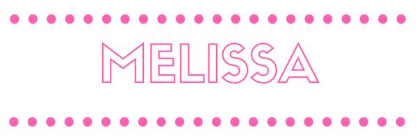 melissa banner