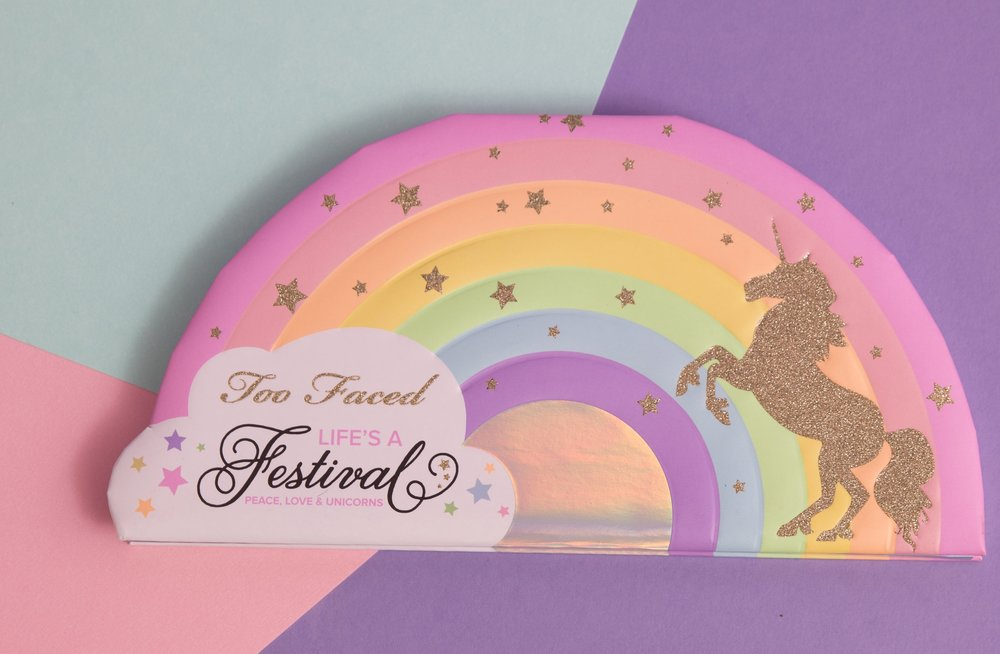 Life's a festival this spring with Too Faced's newest collection!