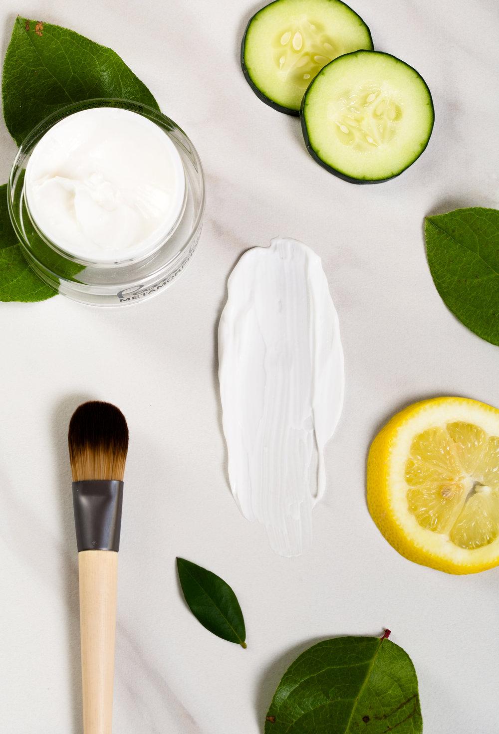 pamela metamorphosis green tea moisturizer