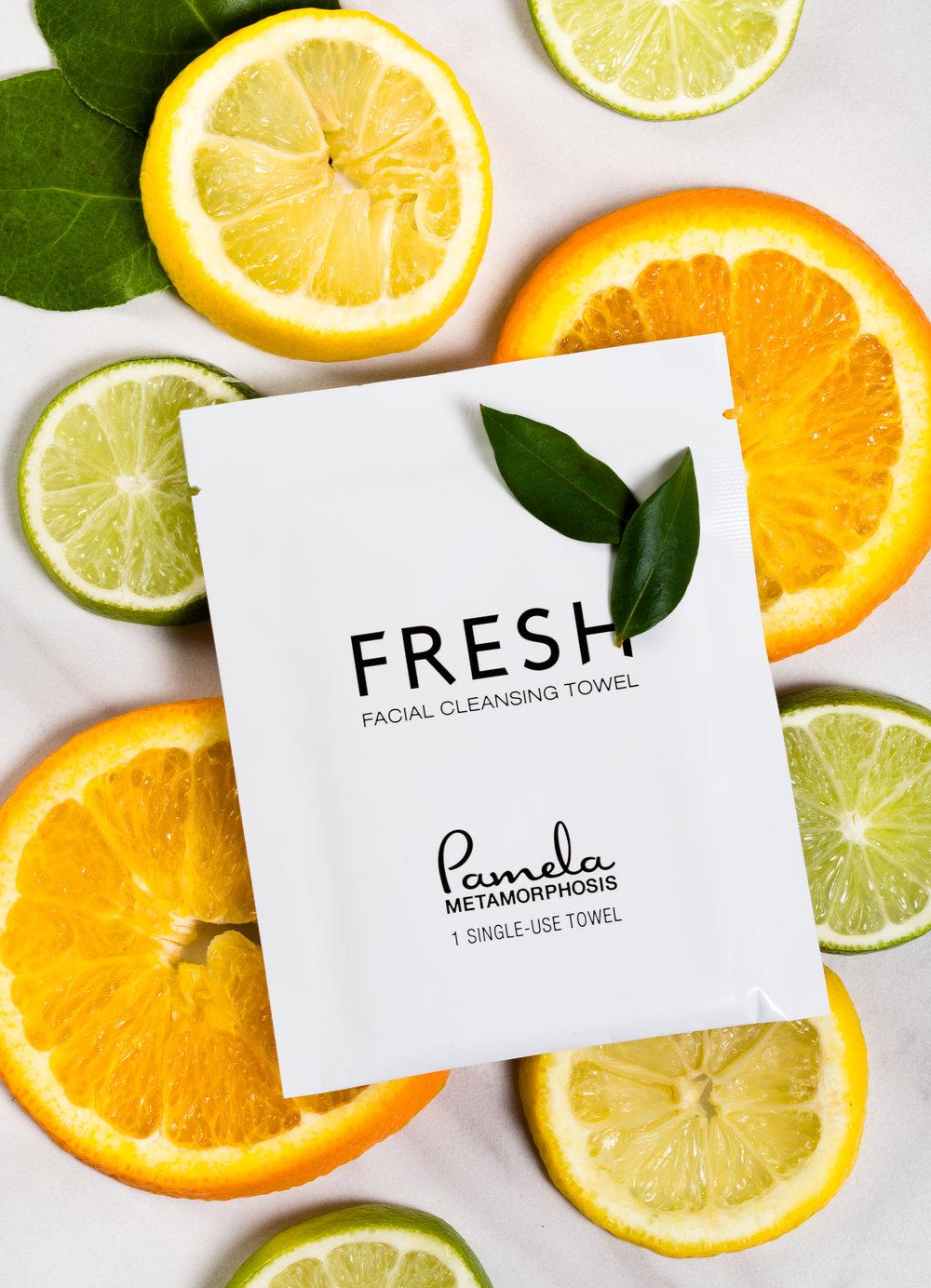 pamela metamorphosis makeup remover towels